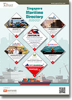 Singapore Maritime Directory Book Cover