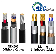 MARINE AND OFFSHORE CABLE